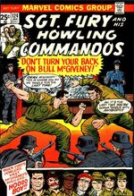 Sgt. Fury And His Howling Commandos 124