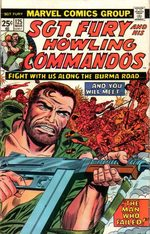 Sgt. Fury And His Howling Commandos 125