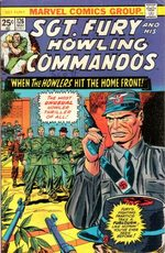 Sgt. Fury And His Howling Commandos 126