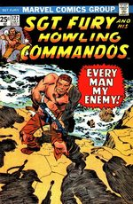 Sgt. Fury And His Howling Commandos 127