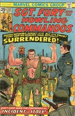 Sgt. Fury And His Howling Commandos 132