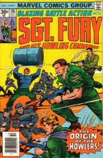 Sgt. Fury And His Howling Commandos 136