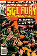 Sgt. Fury And His Howling Commandos 140