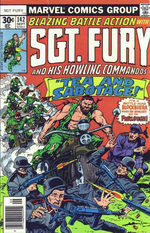 Sgt. Fury And His Howling Commandos 142