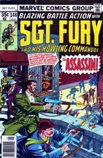 Sgt. Fury And His Howling Commandos 146