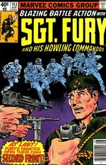 Sgt. Fury And His Howling Commandos 153