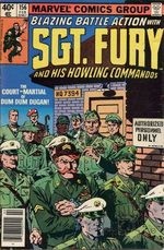 Sgt. Fury And His Howling Commandos 156