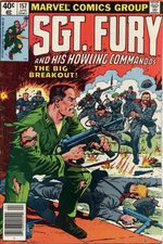 Sgt. Fury And His Howling Commandos 157