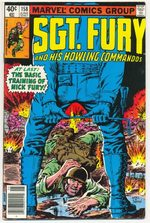 Sgt. Fury And His Howling Commandos 158