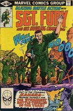Sgt. Fury And His Howling Commandos 166