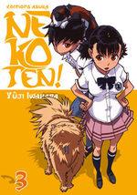 Nekoten 3 Manga