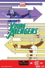 Young Avengers # 4