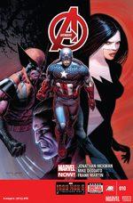 Avengers # 10