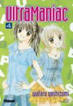 Ultra Maniac 4 Manga