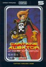 couverture, jaquette Capitaine Albator 5