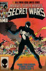Les Guerres Secrètes # 8