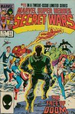Les Guerres Secrètes # 11