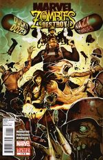 Marvel Zombies Destroy! 1