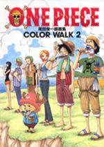 One Piece - Color Walk 2 Artbook