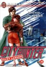 City Hunter 36 Manga