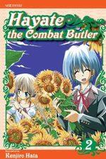 Hayate the Combat Butler 2