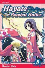 Hayate the Combat Butler 5