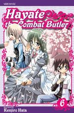 Hayate the Combat Butler 6