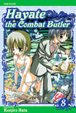 Hayate the Combat Butler 8