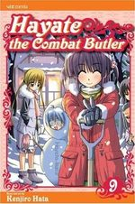 Hayate the Combat Butler 9