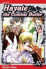 Hayate the Combat Butler 10