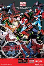 Secret Avengers # 4