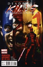 Deadpool Massacre Marvel 1