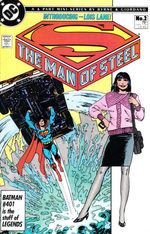 Man of Steel # 2