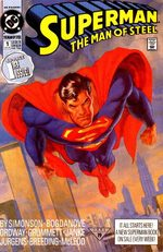 Superman - The Man of Steel # 1