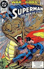 Superman - The Man of Steel # 3
