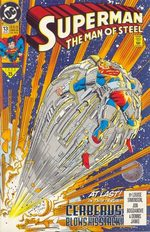 Superman - The Man of Steel # 13