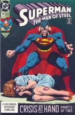 Superman - The Man of Steel # 16