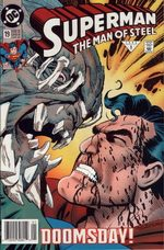 Superman - The Man of Steel # 19