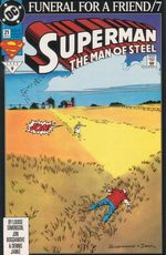 Superman - The Man of Steel # 21
