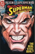 Superman - The Man of Steel # 25