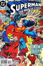 Superman - The Man of Steel # 27