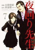 Blessures nocturnes 7 Manga