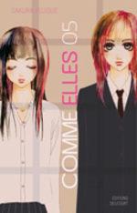 Comme Elles T.5 Manga