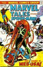 Marvel Tales 45