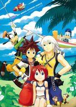Kingdom Hearts - Shiro Amano Art Works 1 Artbook
