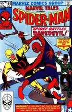 Marvel Tales 154