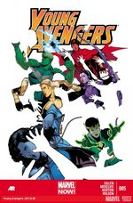 Young Avengers # 5