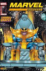 Marvel Universe 8 Comics