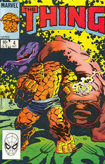 The Thing # 4