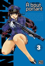 A Bout Portant - Zero In 3 Manga